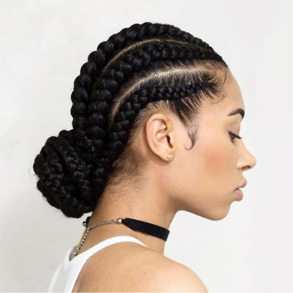 42 Catchy Cornrow Braids Hairstyles Ideas to Try in 2019 Bored Art 1