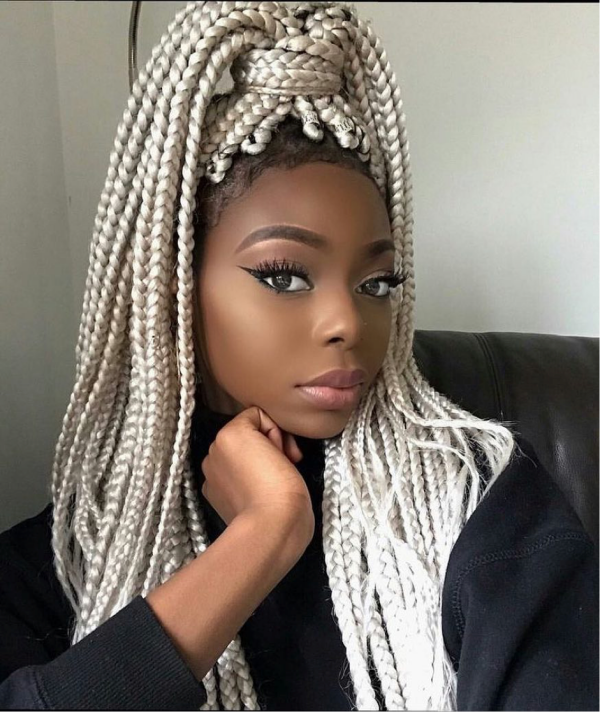 42 Catchy Cornrow Braids Hairstyles Ideas to Try in 2019 Bored Art 21