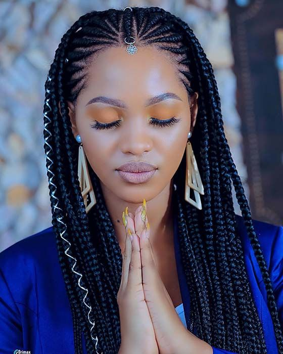 43 Most Beautiful Cornrow Braids That Turn Heads   Page 2 of 4   StayGlam