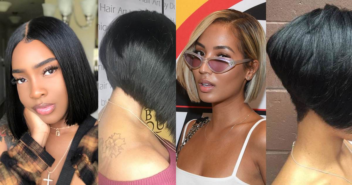 44 Best Bob Hairstyles for Black Women to Try in 2020