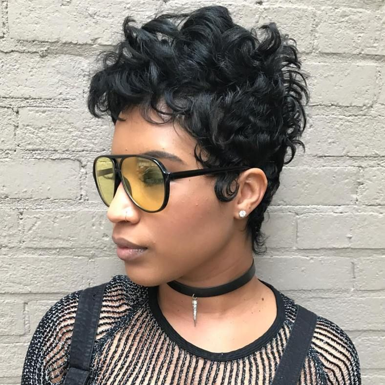 50 Short Hairstyles for Black Women to Steal Everyones Attention