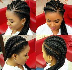 51 Best Ghana Braids Hairstyles StayGlam