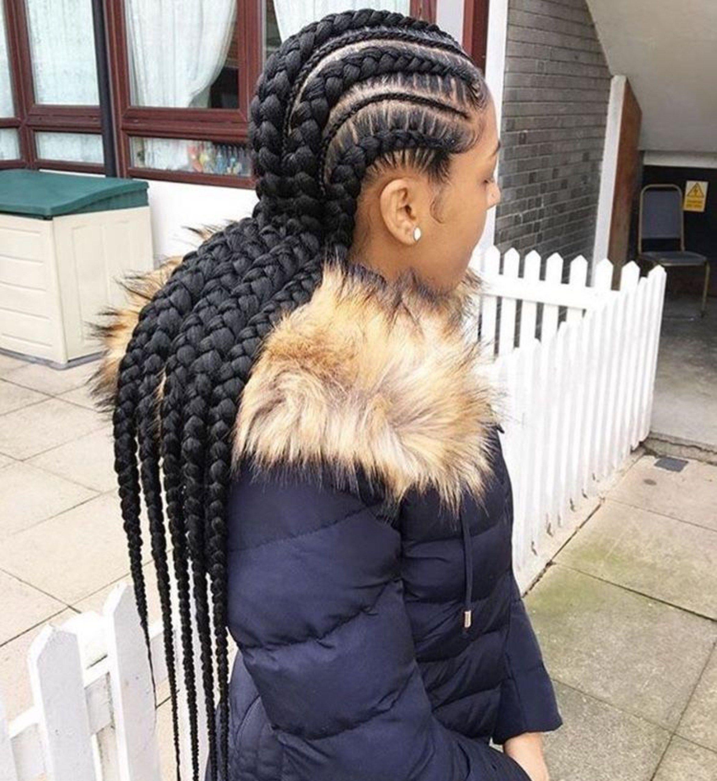 6 packs Senegalese Twist Crochet Box Braids Hair