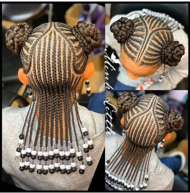 These 30 Short Fulani Braids With Beads Are Giving Us Life In 2020