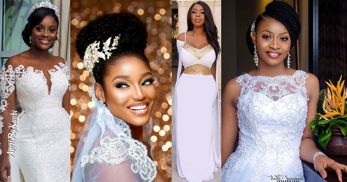 70 Stunning Hairstyles For Nigerian Brides this 2020