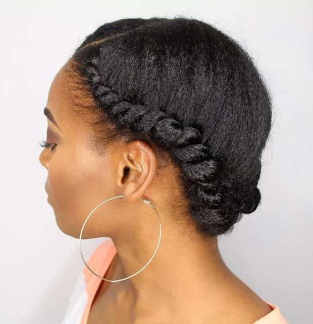 8 headband twist for natural hair