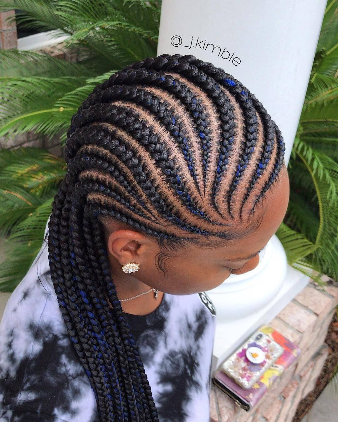 9 Cornrow Styles Thatll Take Your Braid Game To A New Level