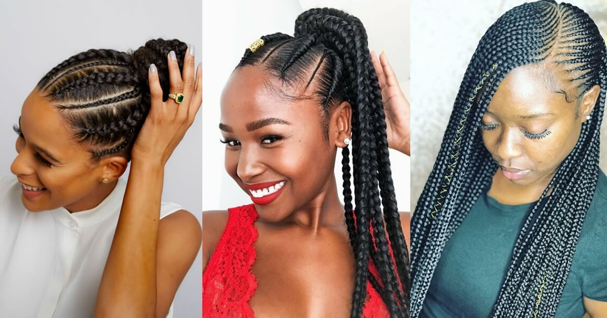 Awesome Lemonade Bob Box Braids Trends to Clone in 2021