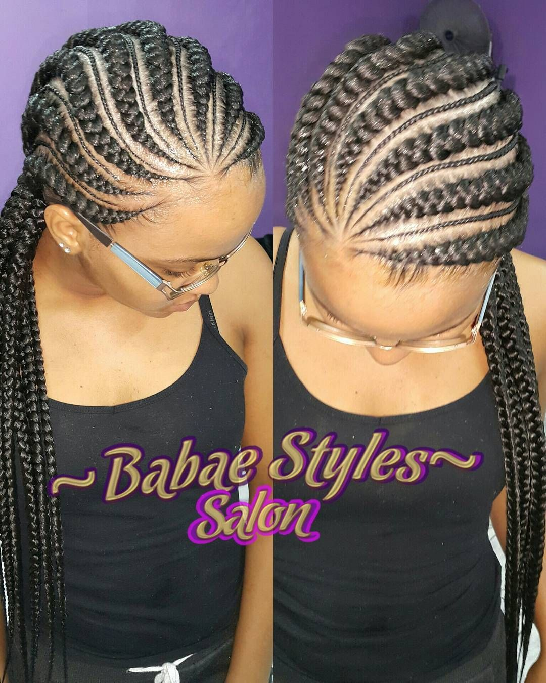 """Babae Styles Sálon on Instagram """"BRAIDS 😍😍😍babaestylessalon ❤ whatsapp or call us at 3718400 OR 8745937 appointmentsonly we raising BARS 📈 📈🎯🎯😉"""""""