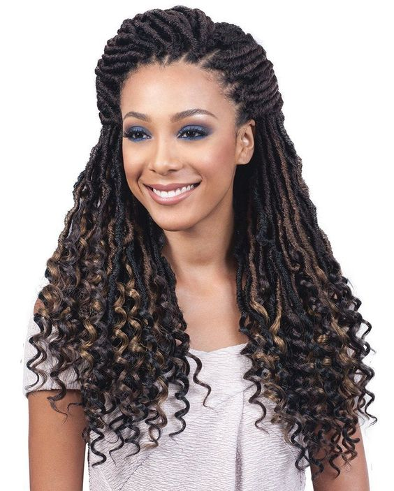 Black Crochet Braided Hairstyles For Black Women To Pick In 2020 hairstyleforblackwomen.net 12