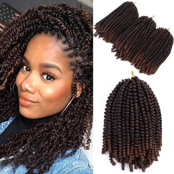 Black Crochet Braided Hairstyles For Black Women To Pick In 2020 hairstyleforblackwomen.net 14