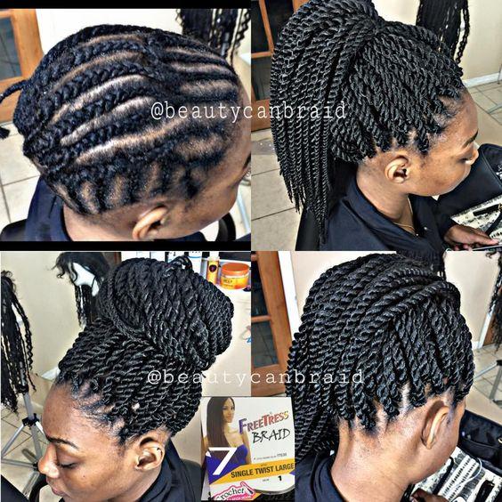 Black Crochet Braided Hairstyles For Black Women To Pick In 2020 hairstyleforblackwomen.net 19