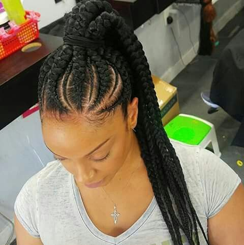 Braids for Black Women hairstyleforblackwomen.net 60