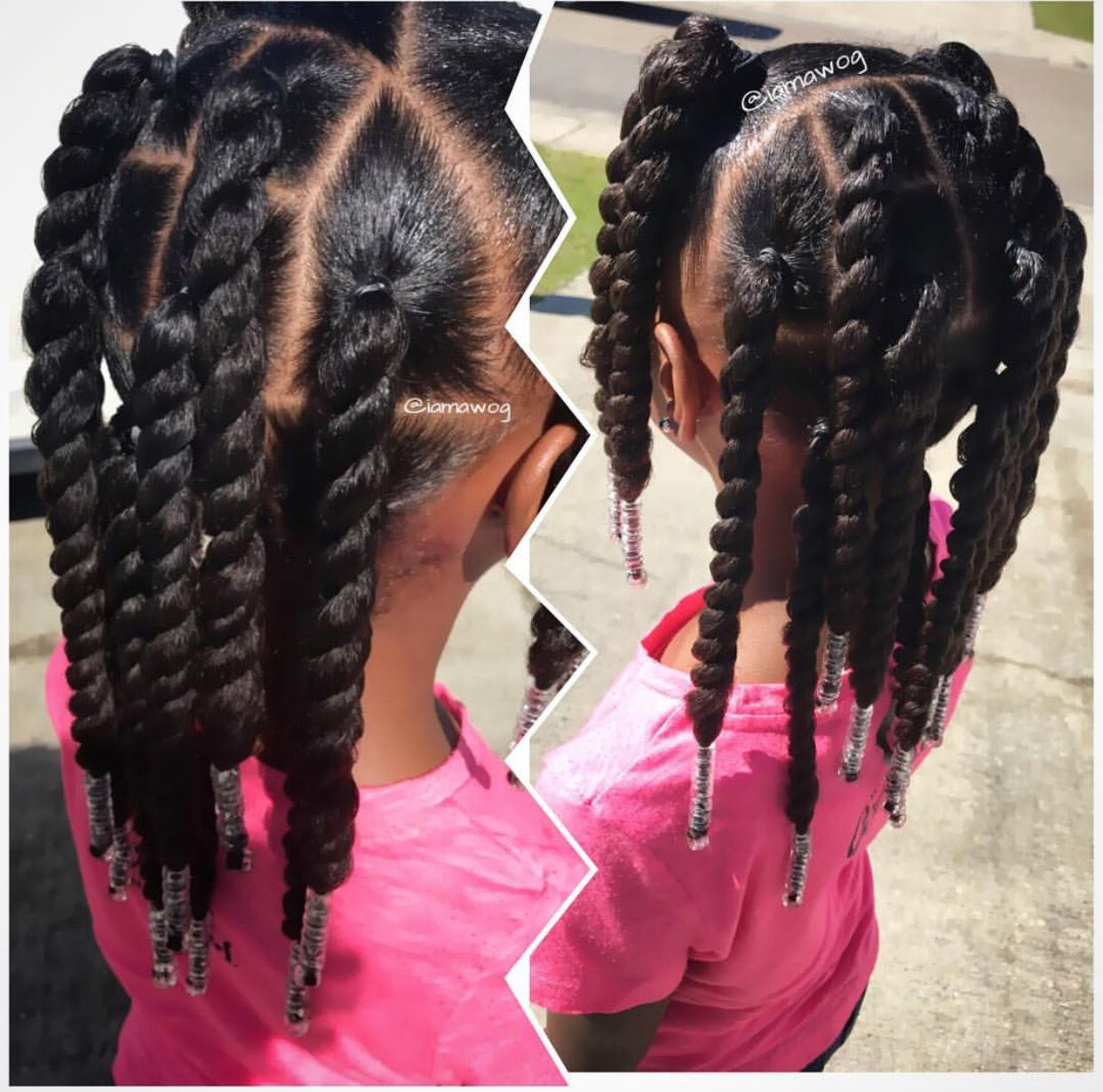 Cute hairstyles for kids hairstyleforblackwomen.net 1
