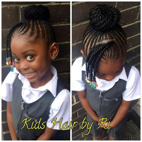 Cute hairstyles for kids hairstyleforblackwomen.net 10