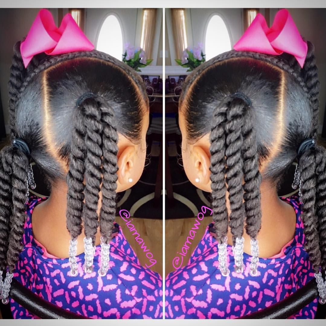 Cute hairstyles for kids hairstyleforblackwomen.net 17