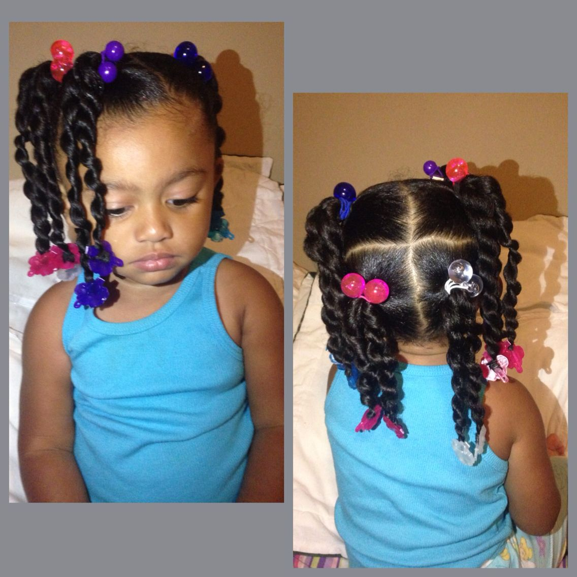 Cute hairstyles for kids hairstyleforblackwomen.net 18
