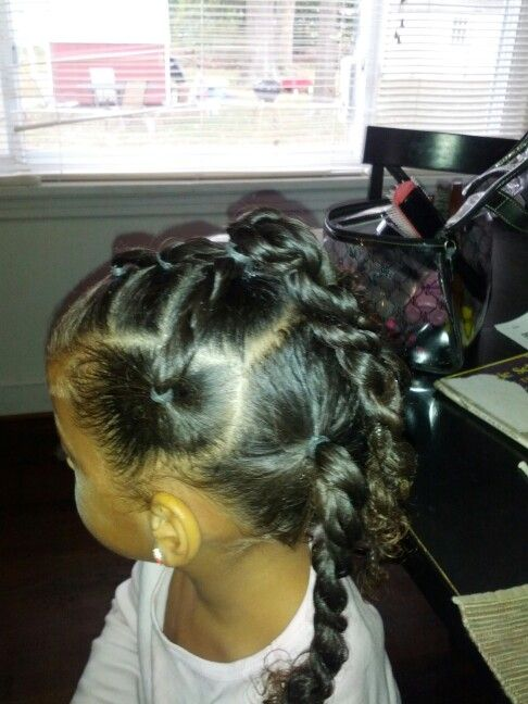 Cute hairstyles for kids hairstyleforblackwomen.net 2