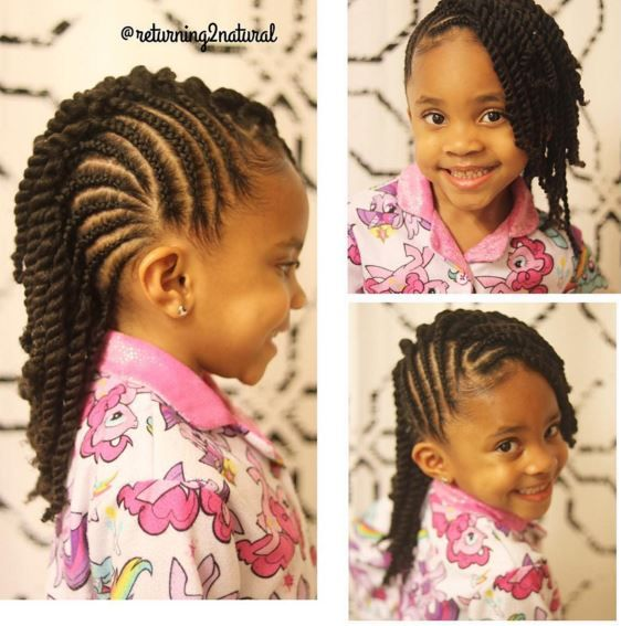 Cute hairstyles for kids hairstyleforblackwomen.net 31