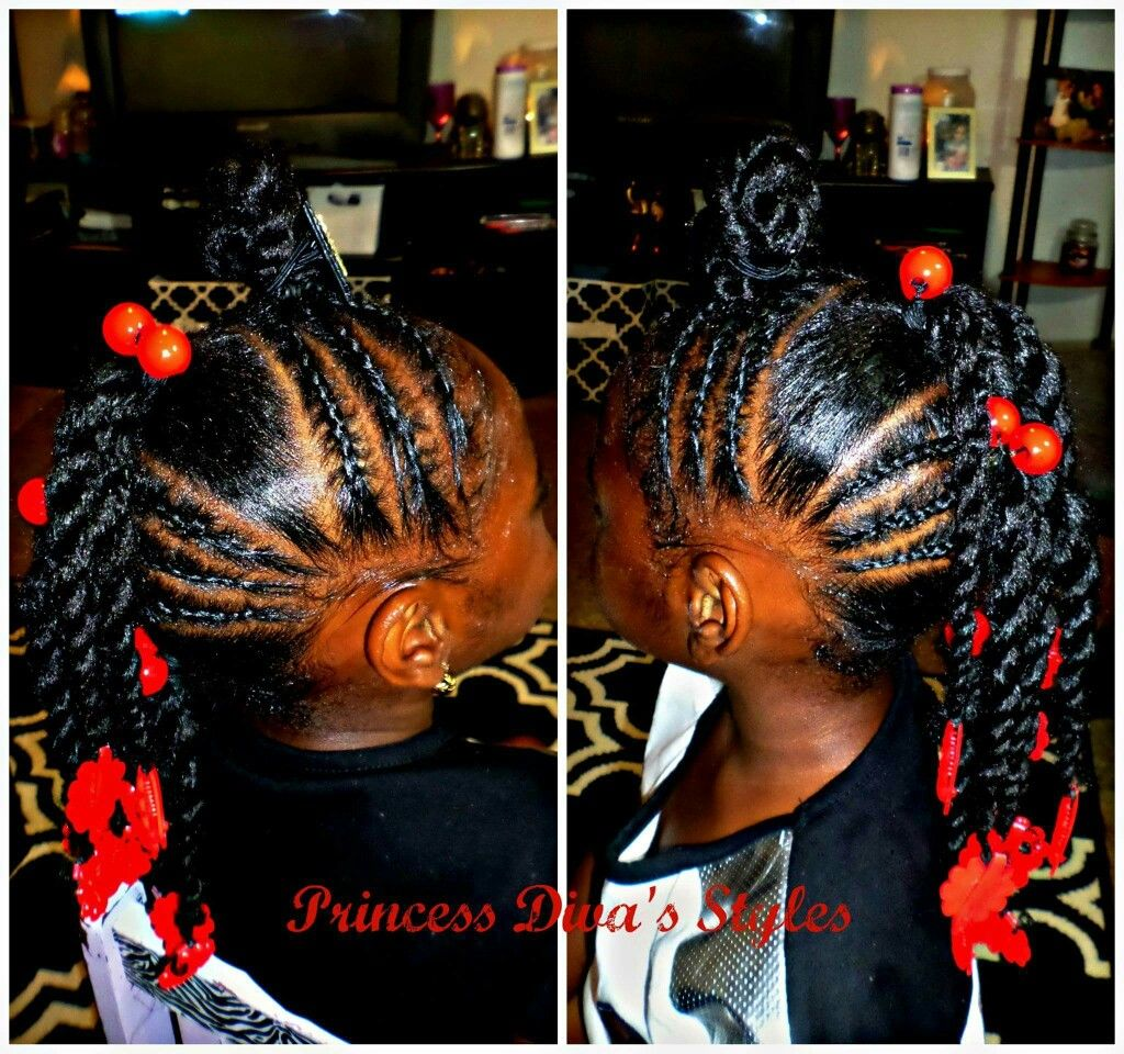 Cute hairstyles for kids hairstyleforblackwomen.net 33