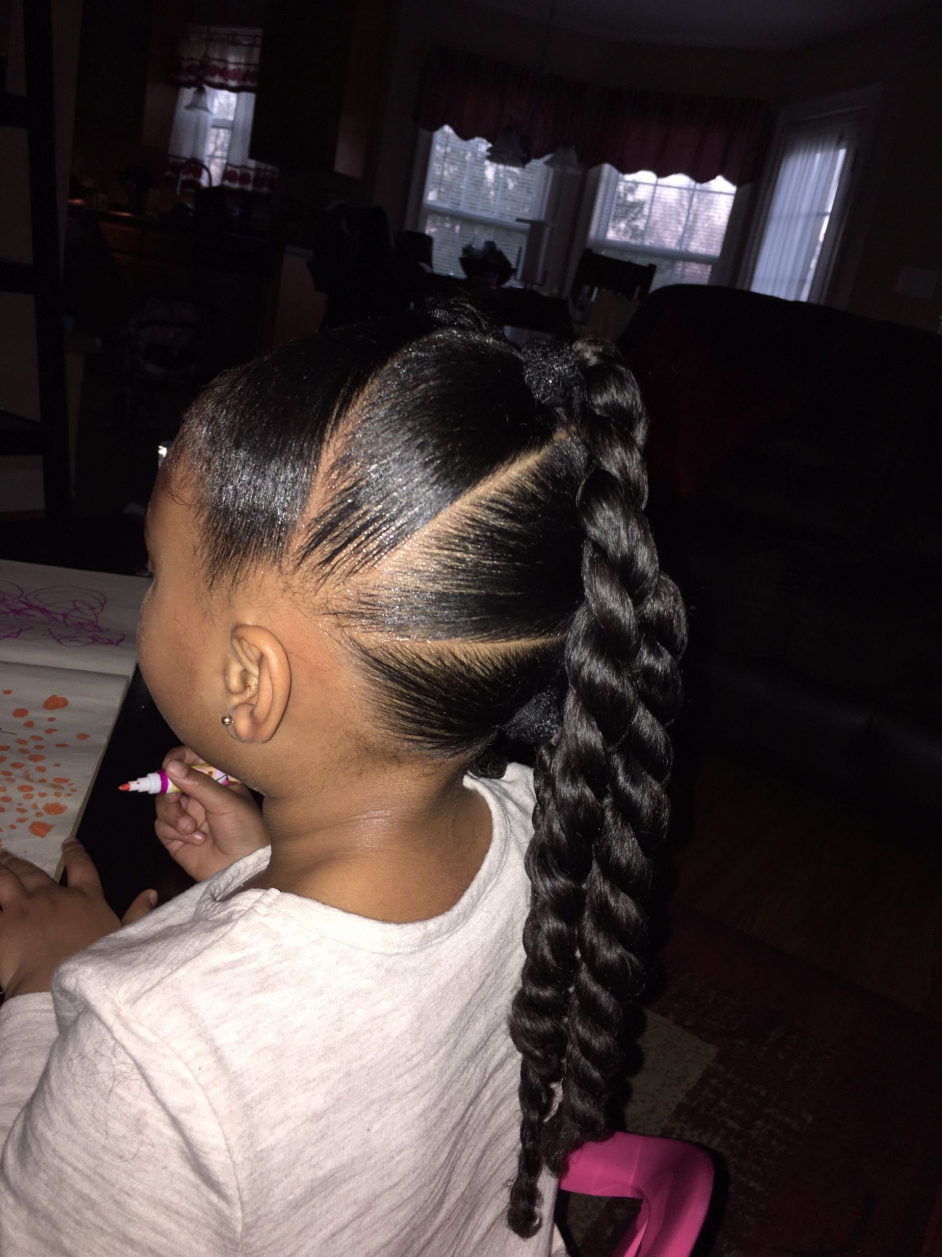 Cute hairstyles for kids hairstyleforblackwomen.net 35 scaled