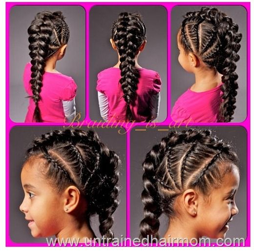 Cute hairstyles for kids hairstyleforblackwomen.net 37