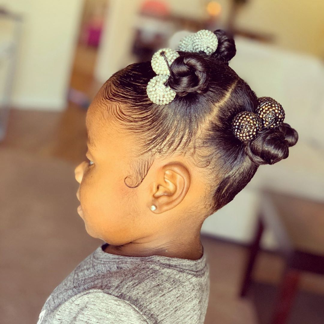 Cute hairstyles for kids hairstyleforblackwomen.net 43