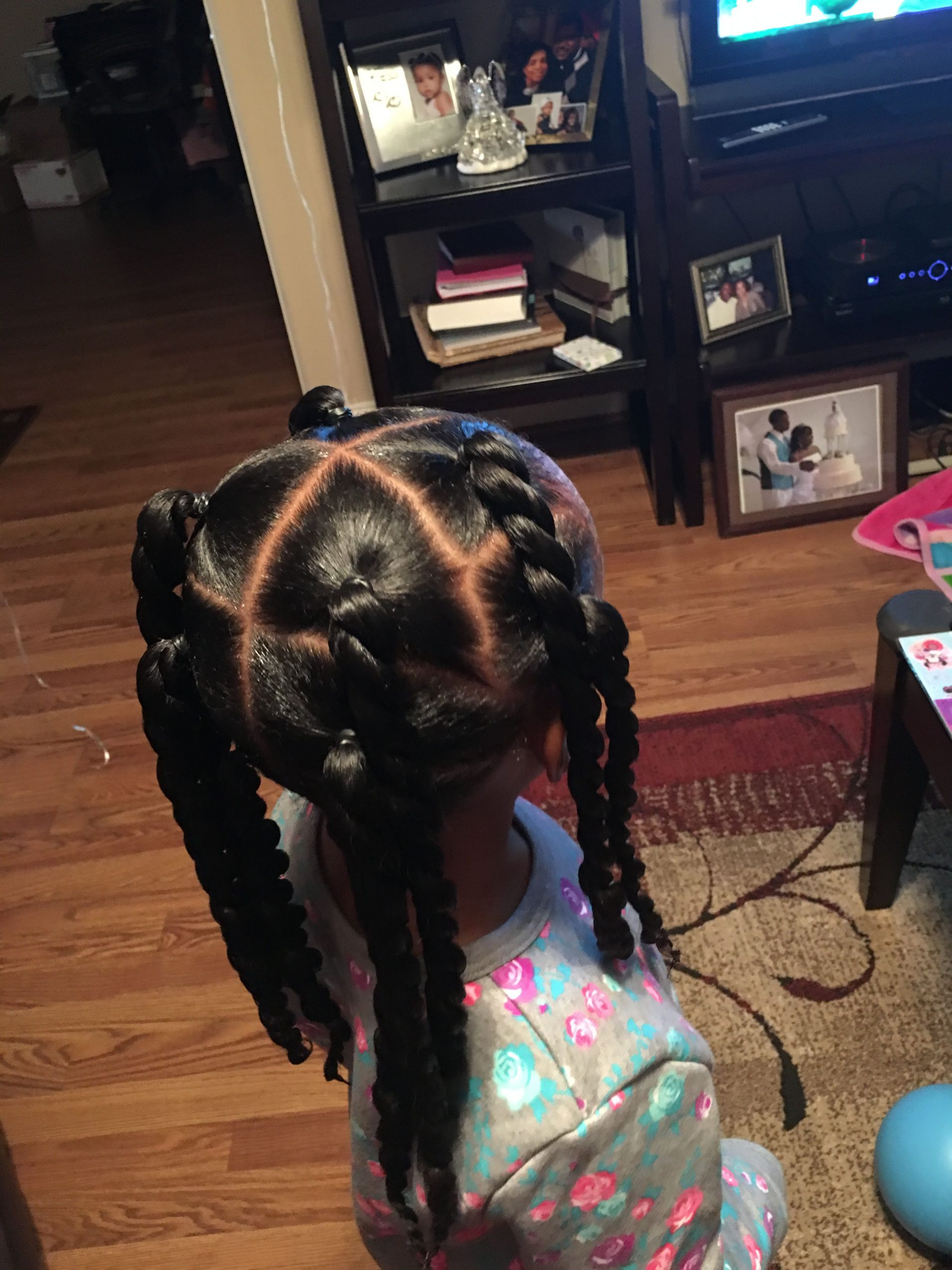 Cute hairstyles for kids hairstyleforblackwomen.net 45 scaled