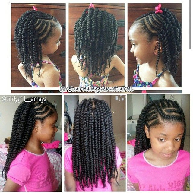 Cute hairstyles for kids hairstyleforblackwomen.net 47