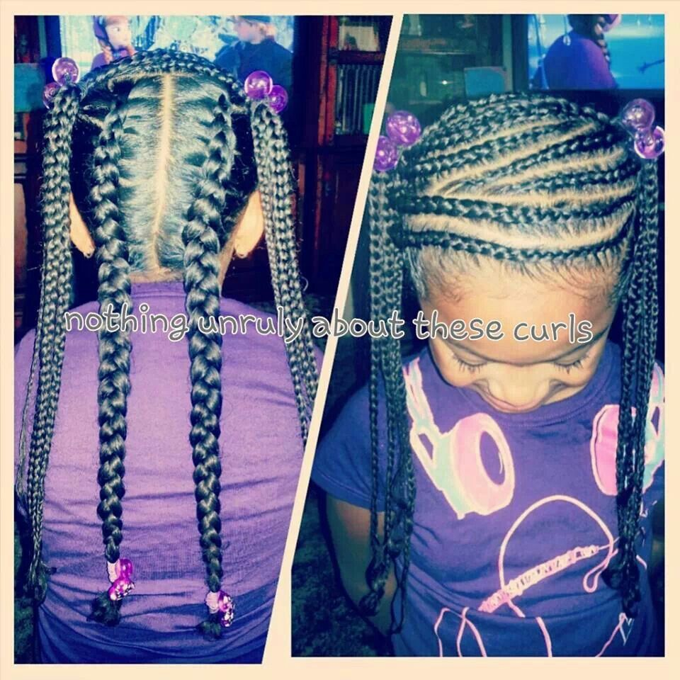 Cute hairstyles for kids hairstyleforblackwomen.net 7