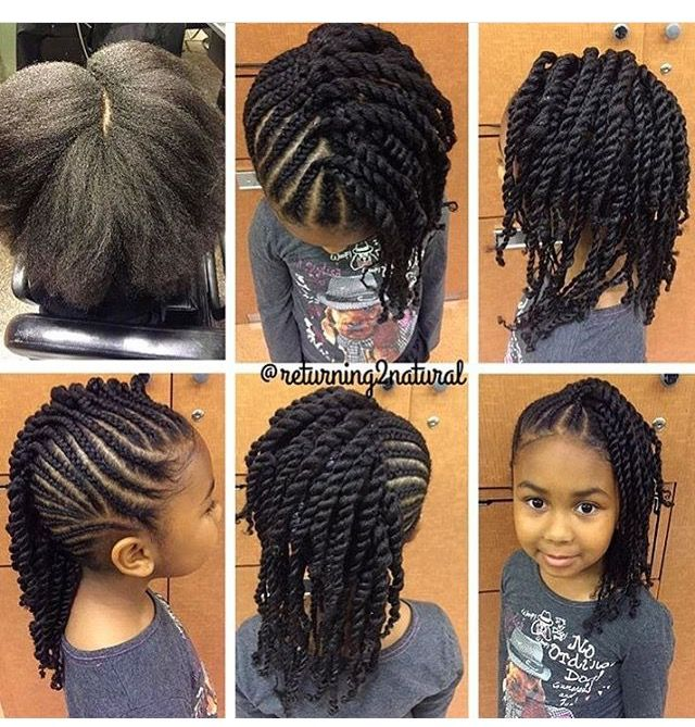 Cute hairstyles for kids hairstyleforblackwomen.net 70