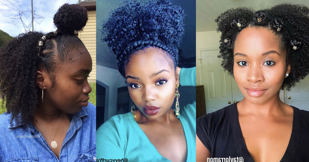 Different Hairstyles To Make Your Twist Out Last Longer