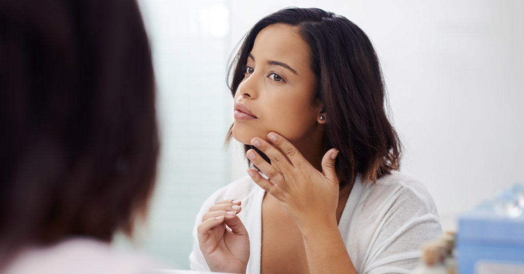 DRY, FLAKY SKIN ON THE FACE: THE CAUSES & HOW TO FIX THEM