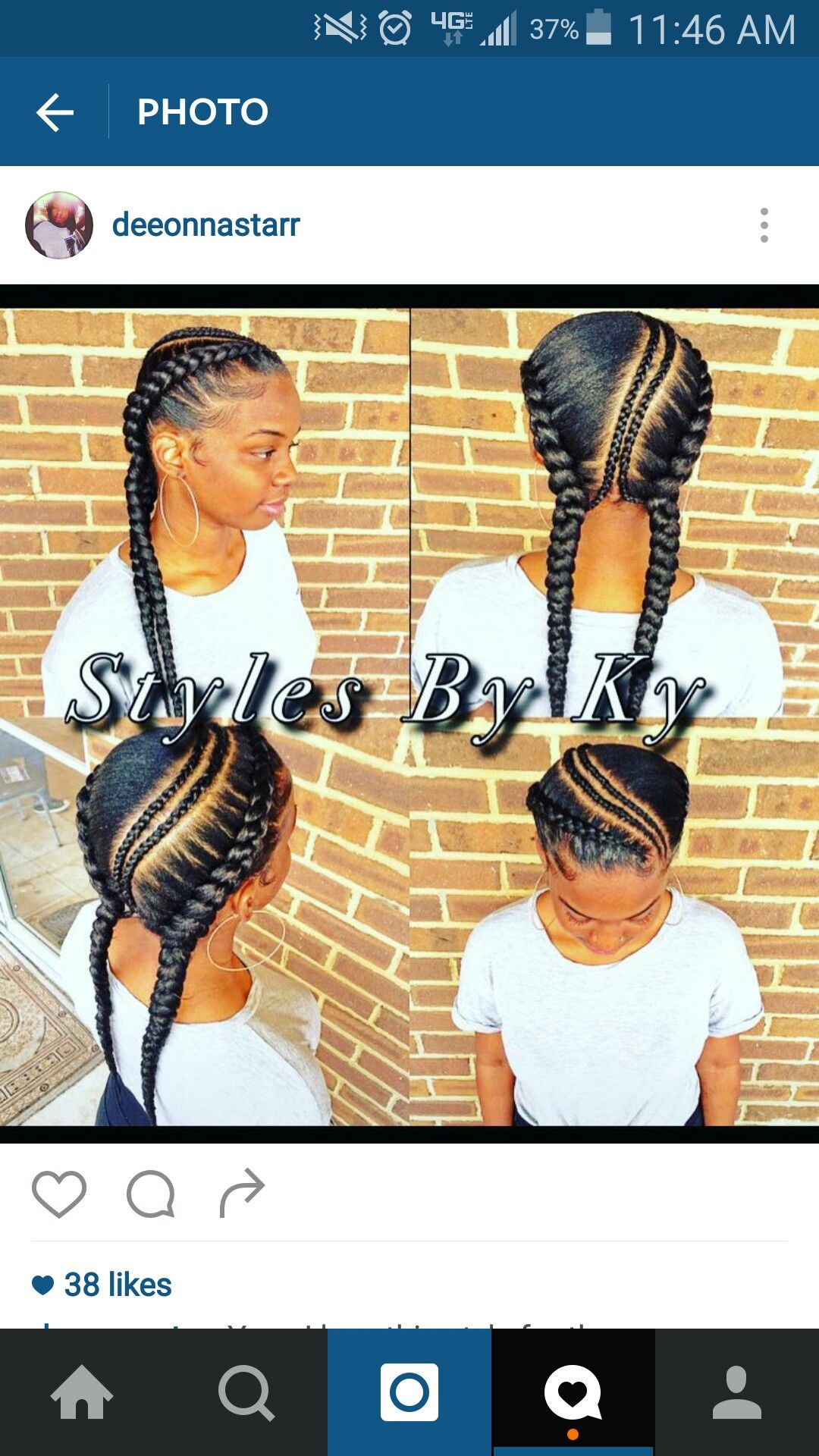 Ghana Braids For Black Women hairstyleforblackwomen.net 1093