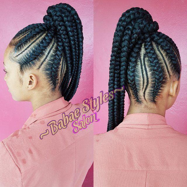 Ghana Braids For Black Women hairstyleforblackwomen.net 126