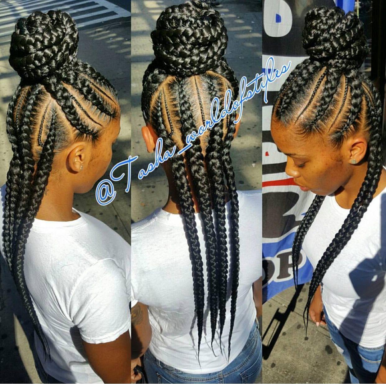 Ghana Braids For Black Women hairstyleforblackwomen.net 1405