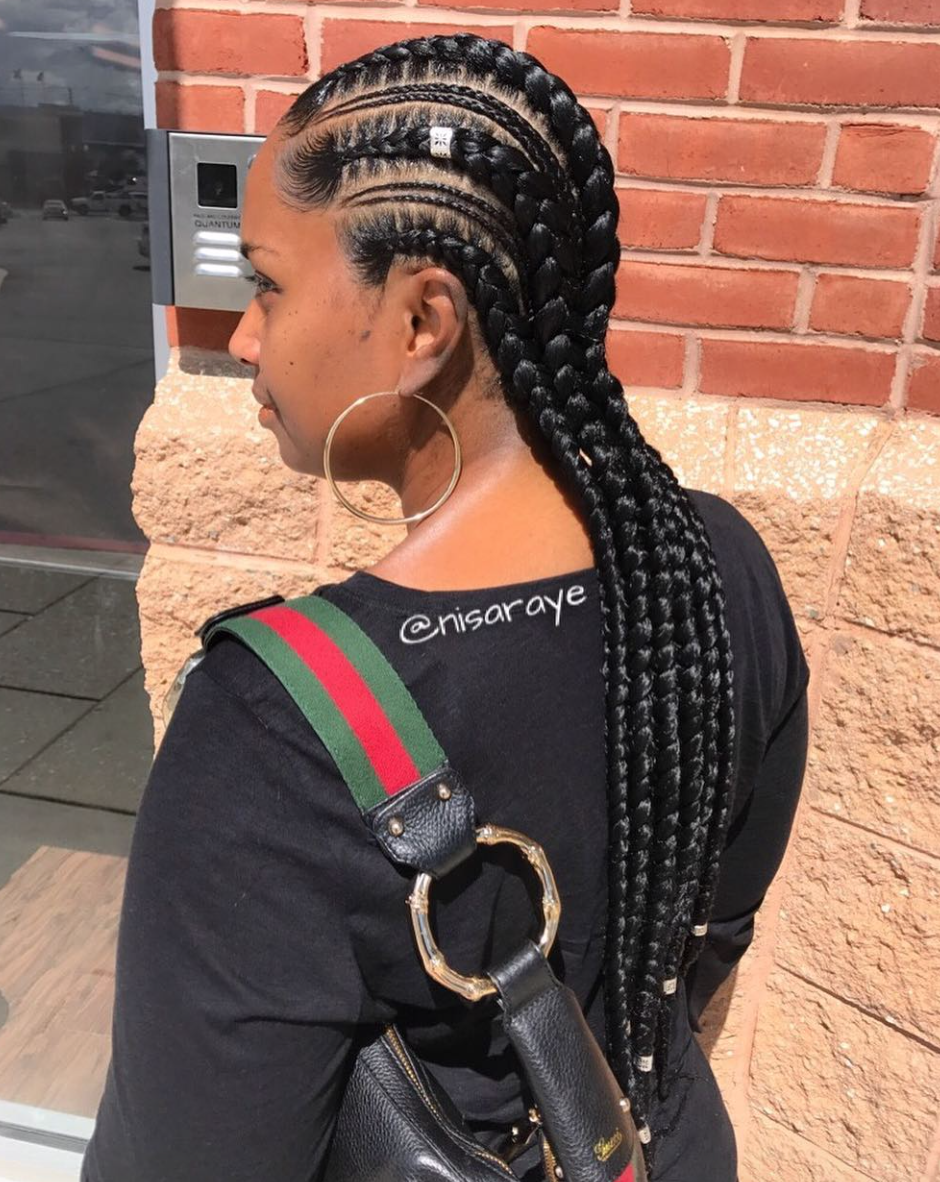 Ghana Braids For Black Women hairstyleforblackwomen.net 1465
