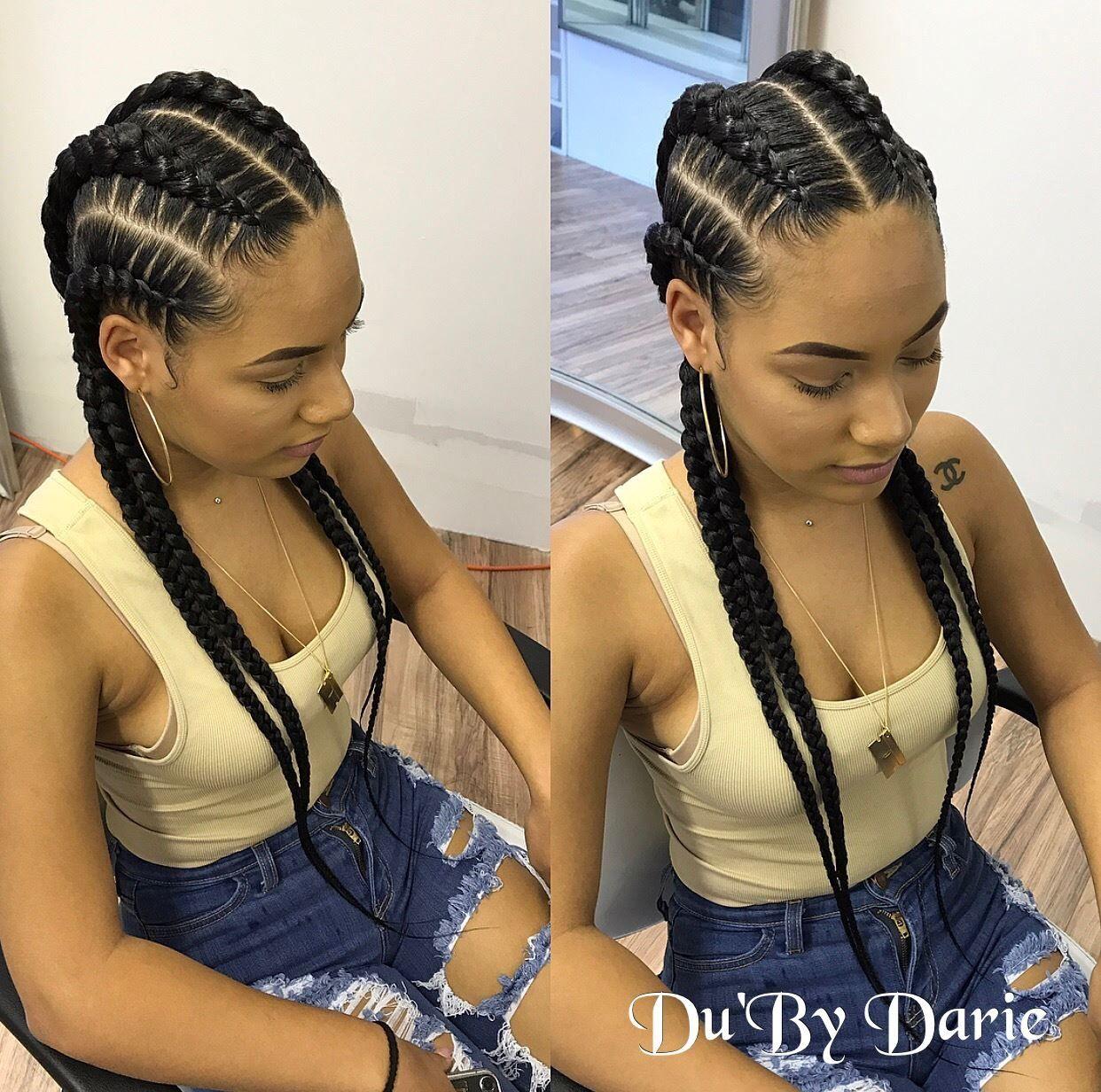 Ghana Braids For Black Women hairstyleforblackwomen.net 1577
