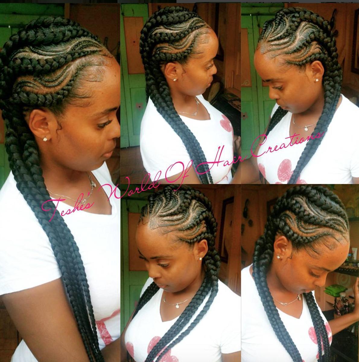 Ghana Braids For Black Women hairstyleforblackwomen.net 2122