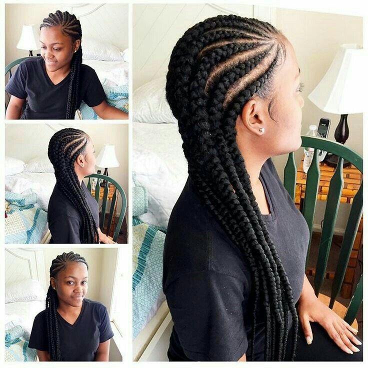 Ghana Braids For Black Women hairstyleforblackwomen.net 2497