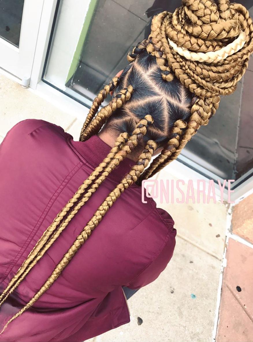 Ghana Braids For Black Women hairstyleforblackwomen.net 2704