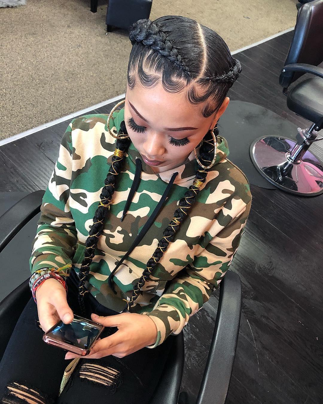 Ghana Braids For Black Women hairstyleforblackwomen.net 2882