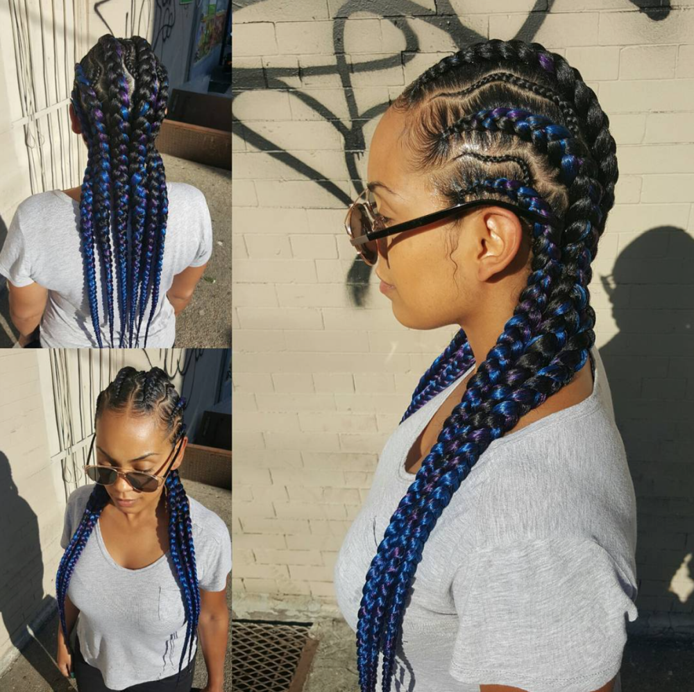 Ghana Braids For Black Women hairstyleforblackwomen.net 2946
