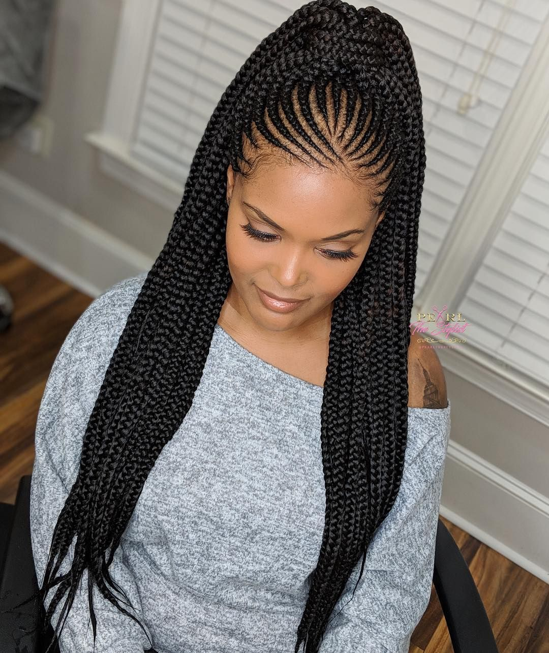 Ghana Braids For Black Women hairstyleforblackwomen.net 3106