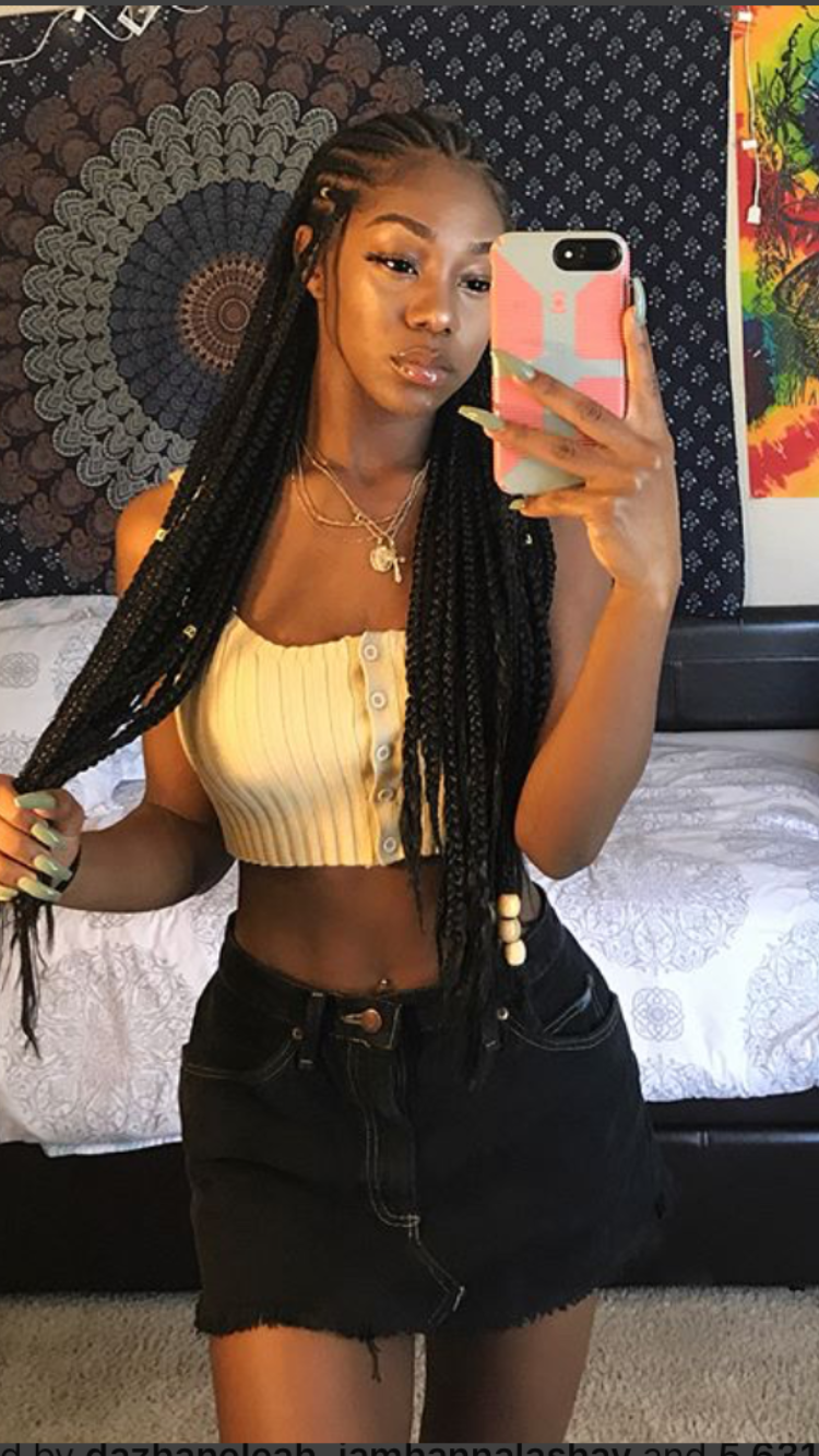 Ghana Braids For Black Women hairstyleforblackwomen.net 55