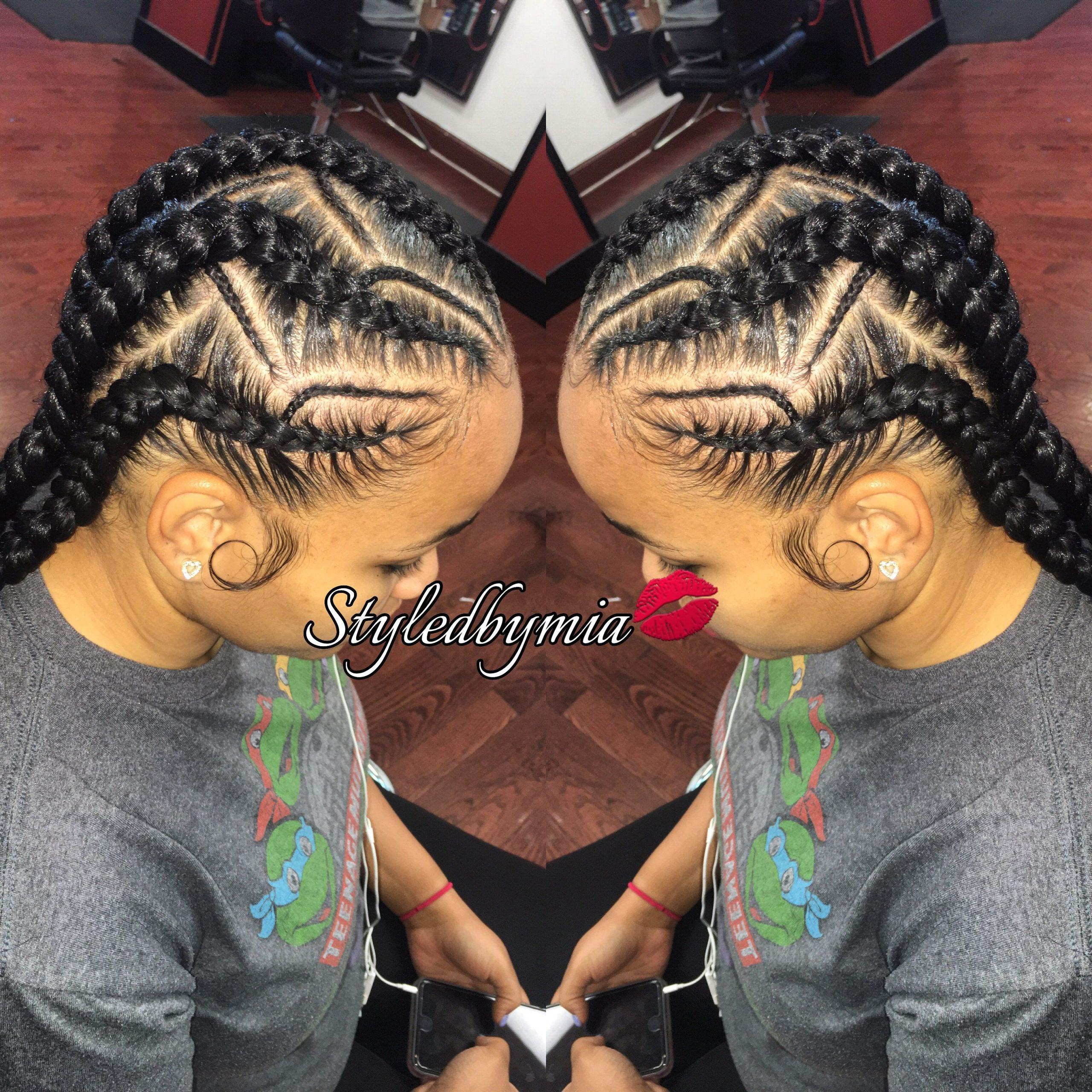 Ghana Braids For Black Women hairstyleforblackwomen.net 600 scaled