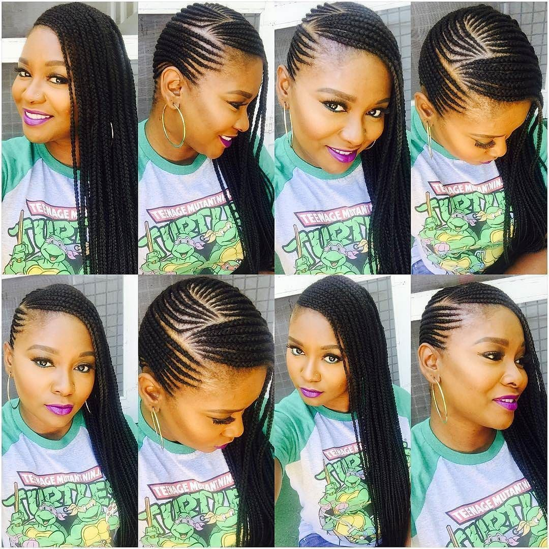 Ghana Braids For Black Women hairstyleforblackwomen.net 672