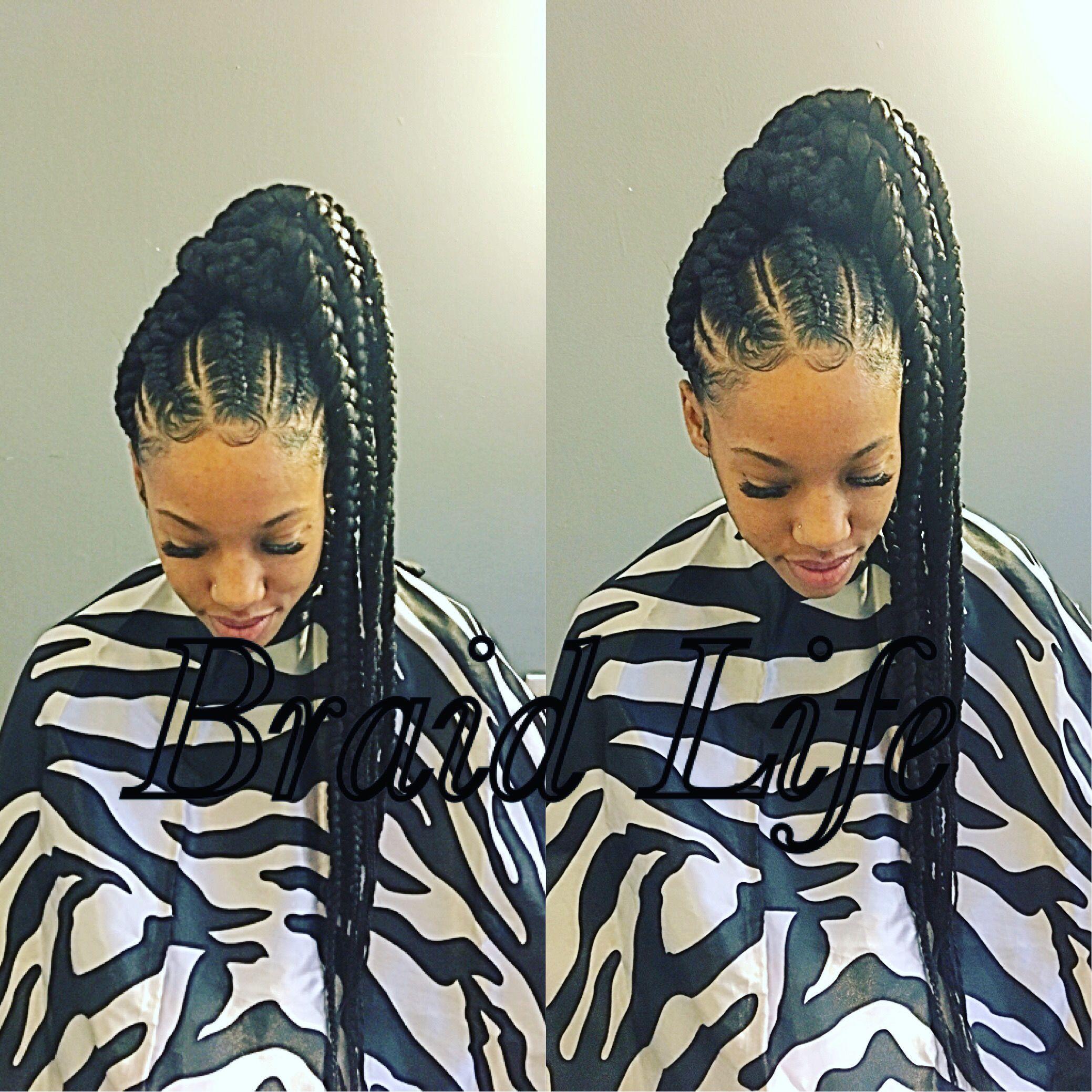 Ghana Braids For Black Women hairstyleforblackwomen.net 749