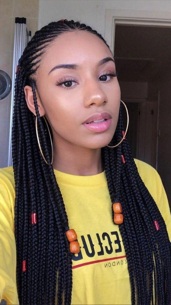 Ghana Braids Hair Style hairstyleforblackwomen.net 1