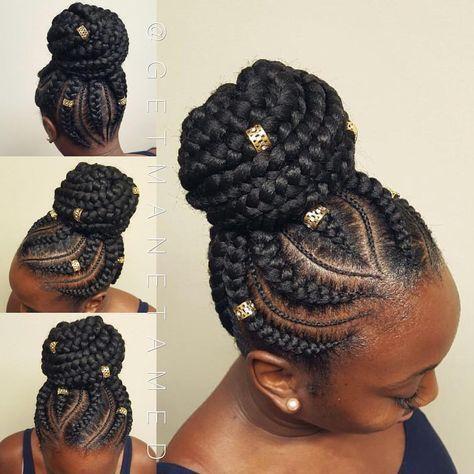 Ghana Braids Hair Style hairstyleforblackwomen.net 101